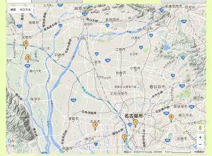 市場調査地図